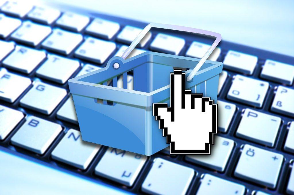 Shopping zakupy online
