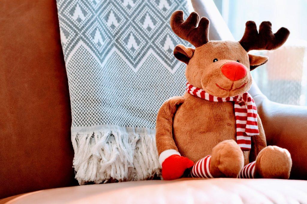 Christmas renifer